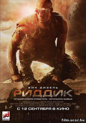 Риддик / Riddick скачать торрент