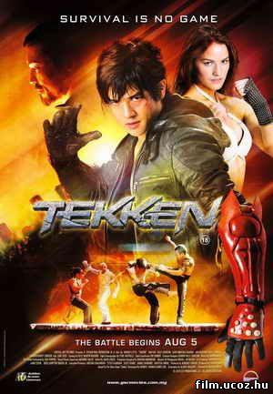 скачать бесплатно Теккен (Tekken) 2010 DVDRip - MP4/AVC