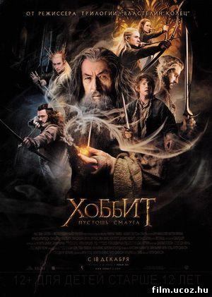 Хоббит: Пустошь Смауга / The Hobbit: The Desolation of Smaug скачать торрент