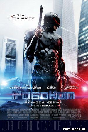 РобоКоп / RoboCop (2014) скачать бесплатно